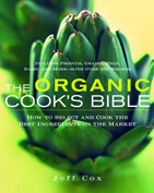 "Jeff Cox's ""The Organic Cook's Bible"""